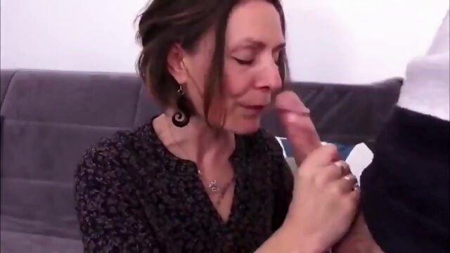 I finally picked up and fucked cute 50yo mature MILF during my vacation Xnxx cock