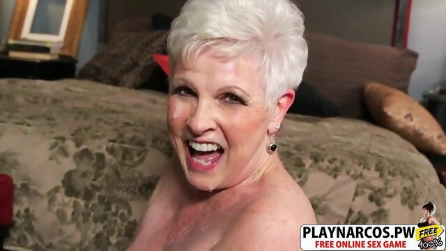 MRS JEWELL(67 yo) FUCKED BY HER TOYBOY!!!!! (RARE, FULL IN HD) Xnxx granny