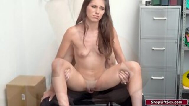 19yo gives a bj to horny security guard Xnxx blowjob